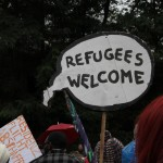 refugeesschild